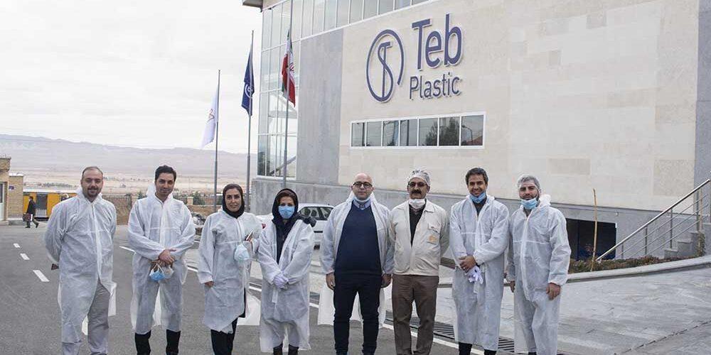 بازدید از فاز جدید کارخانه طب پلاستیک (4)