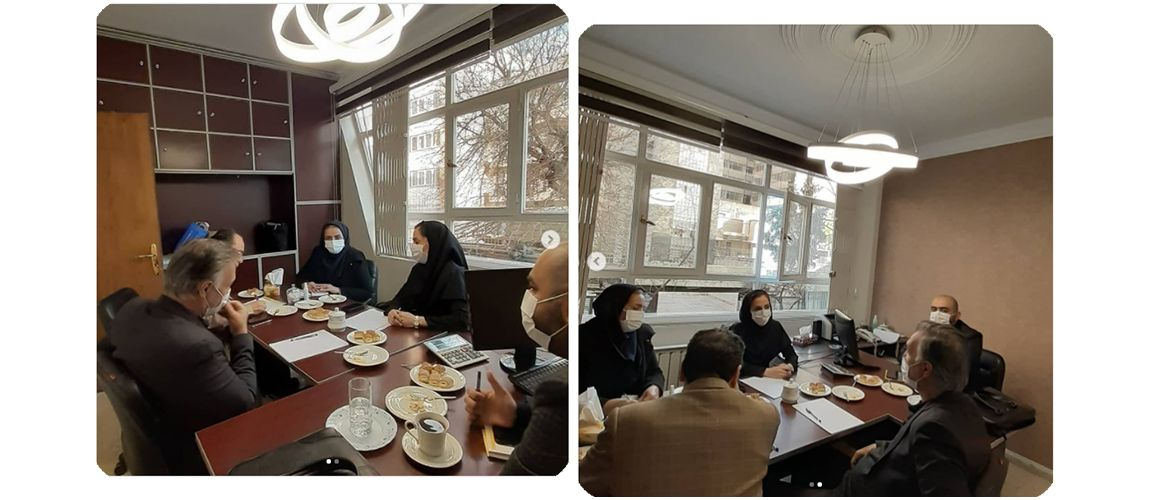 عضویت مدیر مالی طب بعنوان هیئت مدیره انجمن مدیران مالی حرفهای ایران
