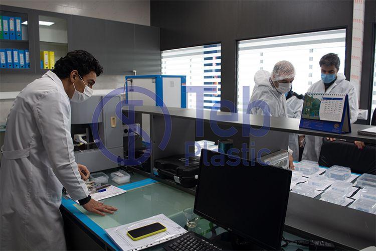 استانداردسازی مضاعف تولیدات طب پلاستیک